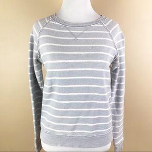 American Eagle Striped Sweater 🦅